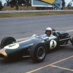 Sir Jack Brabham at Sandown