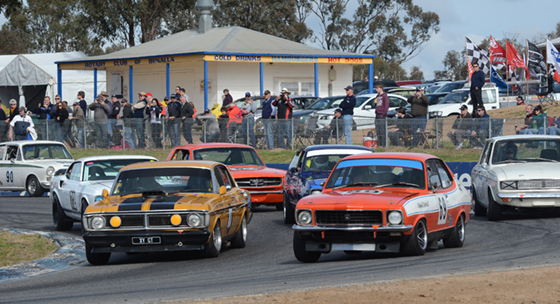 Winton Festival Of Speed Victorian Historic Racing Register