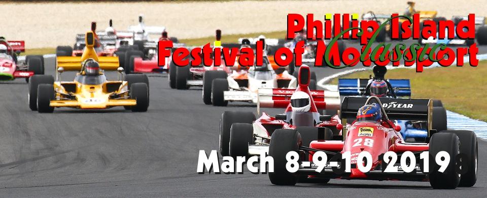 Phillip Island Classic Festival of Motorsport 2019